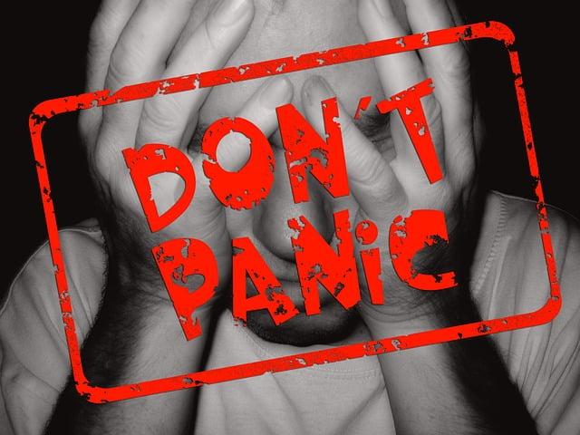 Ataques de pánico: definición, causas y tratamientos.