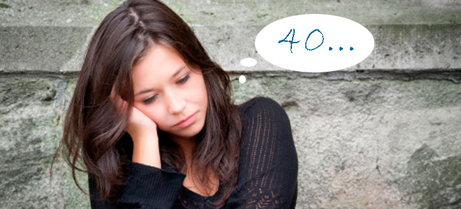crisis de los 40