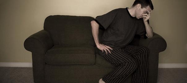 ¿Tienes una depresión o sólo estás decaído?