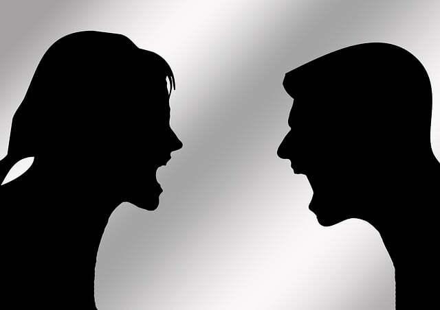 Por qué discutimos con nuestra pareja