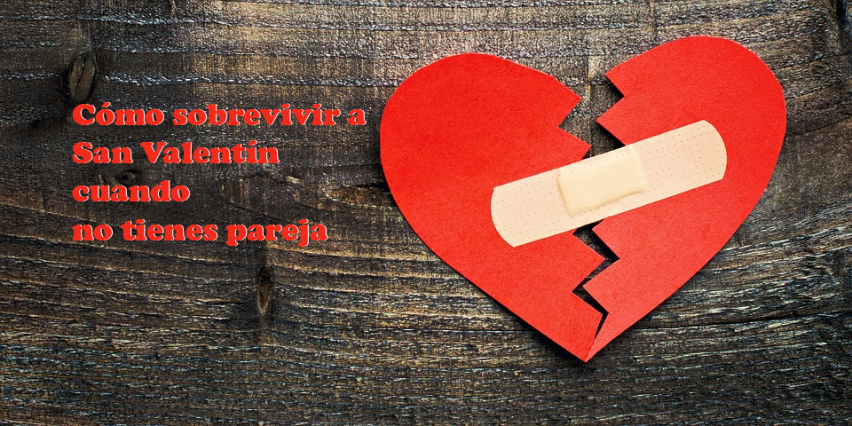 Cómo sobrevivir a San Valentín sin pareja