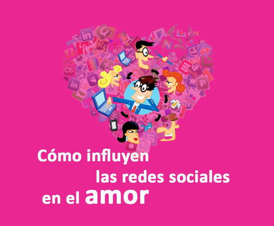 Como influyen las redes sociales en el amor