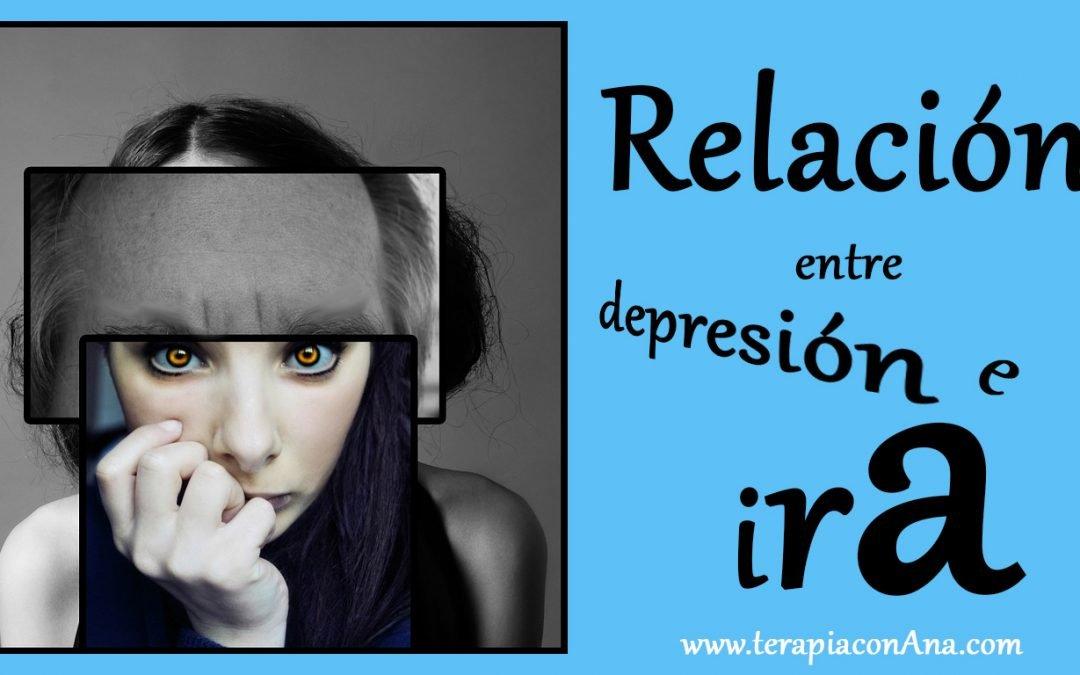 Relación de depresión e ira