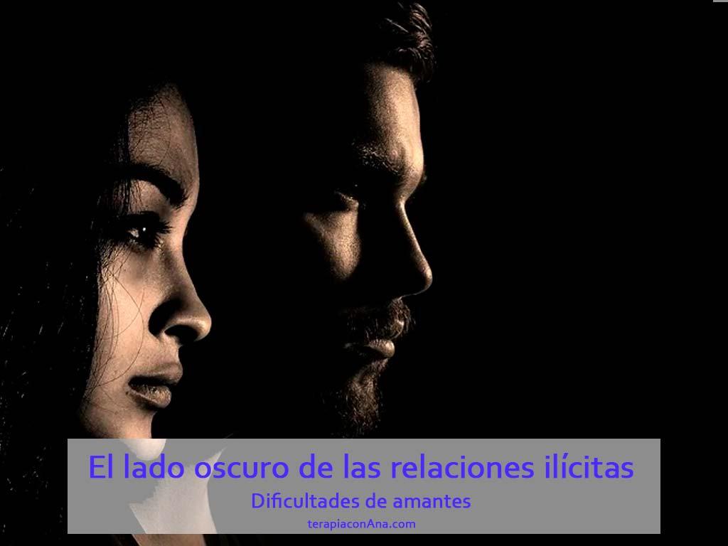 El lado oscuro de las relaciones ilícitas